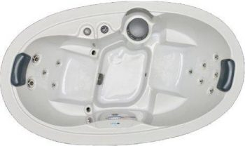 2 Person 13 Jet Plug And Play Spa