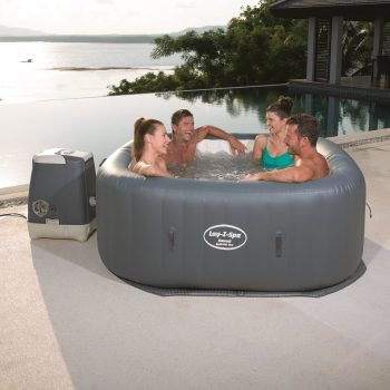 Advantages 4 Person Hot Tub