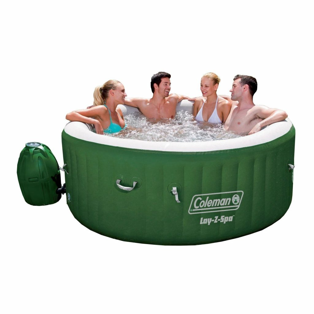 4 person hot tub Inflatable