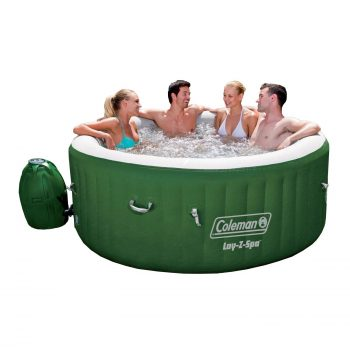 Coleman Lay Z Spa Inflatable 4 person hot tub