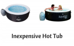 best inexpensive hot tub