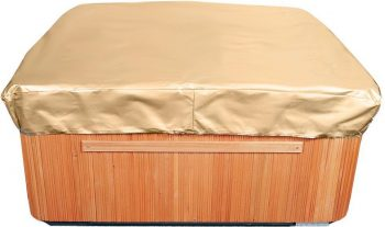 Budge All-Seasons Square Hot Tub Cover