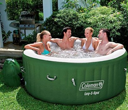 Coleman Lay Z Spa Inflatable