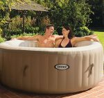 Intex Pure Spa Inflatable 4 Person Hot Tub