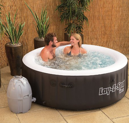 SaluSpa Miami AirJet Inflatable Hot Tub