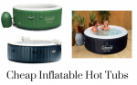 Cheap Inflatable Hot Tubs