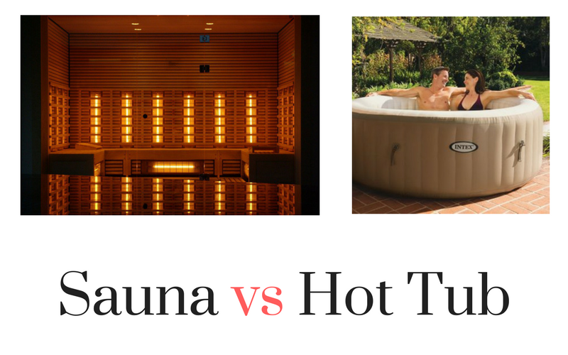 Sauna Vs Hot Tub What S The Difference
