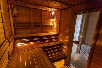 Bath Firewood Design Sauna Blow