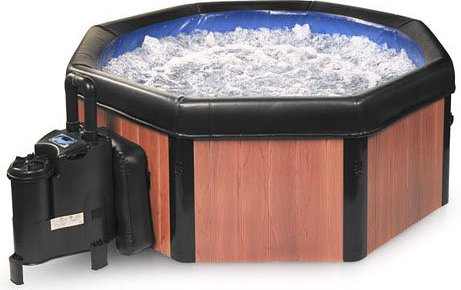 comfort line products spa n a box portable spa hot tub. Black Bedroom Furniture Sets. Home Design Ideas