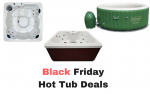 Black Friday Hot Tub Deals