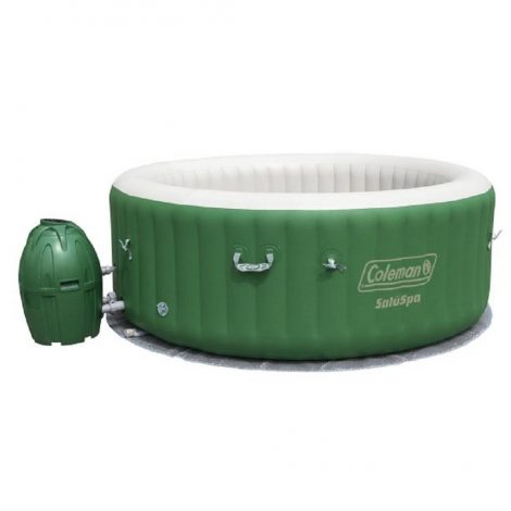 coleman 6 Person Blow up Hot Tub