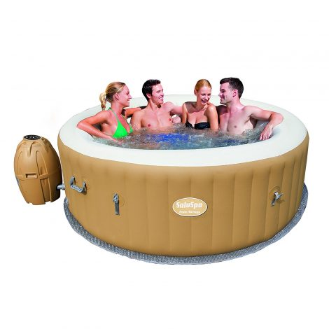 saluspa 6-Person Blow up Hot Tub