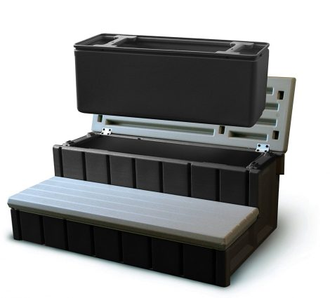 Confer Plastics Spa Step with Storage
