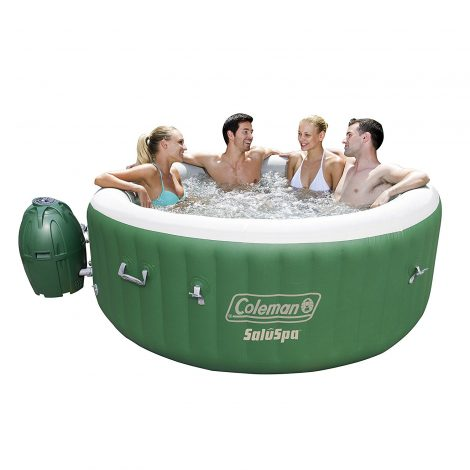coleman hot tub brand
