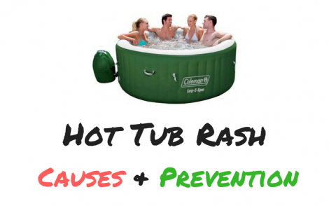 hot tub rash