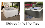 120v vs 240v Hot Tub