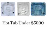 Hot Tub Under $5000
