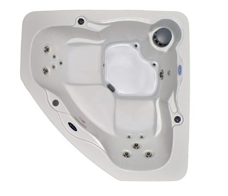 cheap Hudson Bay 3 Person 14 Jet Spa