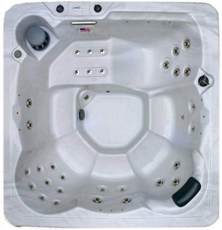 Plug and Play Hot Tub