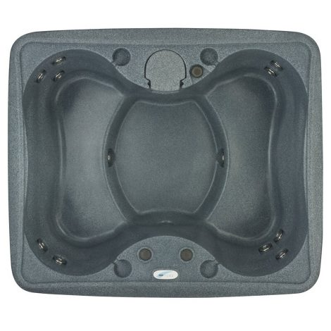 Select 150 4-Person 12-Jet Plug and Play Hot Tub - A Durable Hot Tub for Canada's Weather