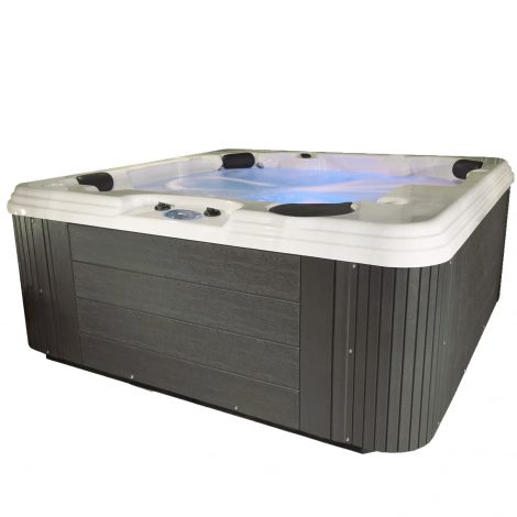 Elite 600 6-Person 29-Jet Plug and Play Hot Tub