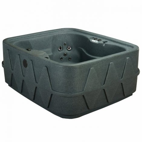 Select 400 4-Person 20-Jet Plug and Play Hot Tub - Enjoy Winter in Canada in This Hot Tub